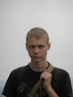 Сергей перед  выходом
