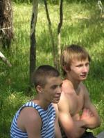 Андрей и Олег