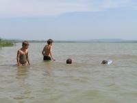 Заходим в воду