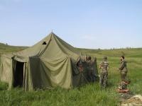 Cтавим палатку
