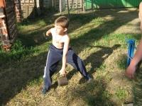 Наши юныый спортсмен