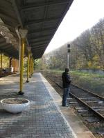 Железноводск, вокзал