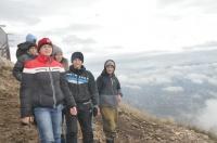 Поднялись на вершину Бештау