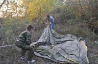 ставим палатку