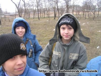 Дима, Данил, Вовка