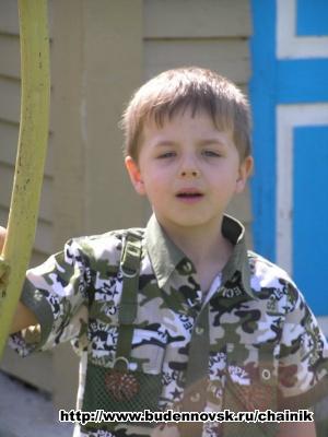 Илья на занятиях по парашютной подготовке