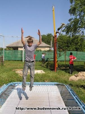 Еще прыжочек