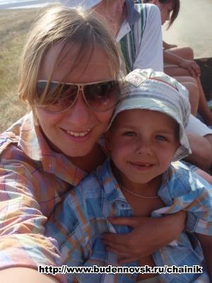 Аня и Илья