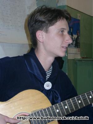 Бычков Павел