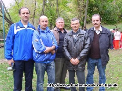 Руководители и тренеры
